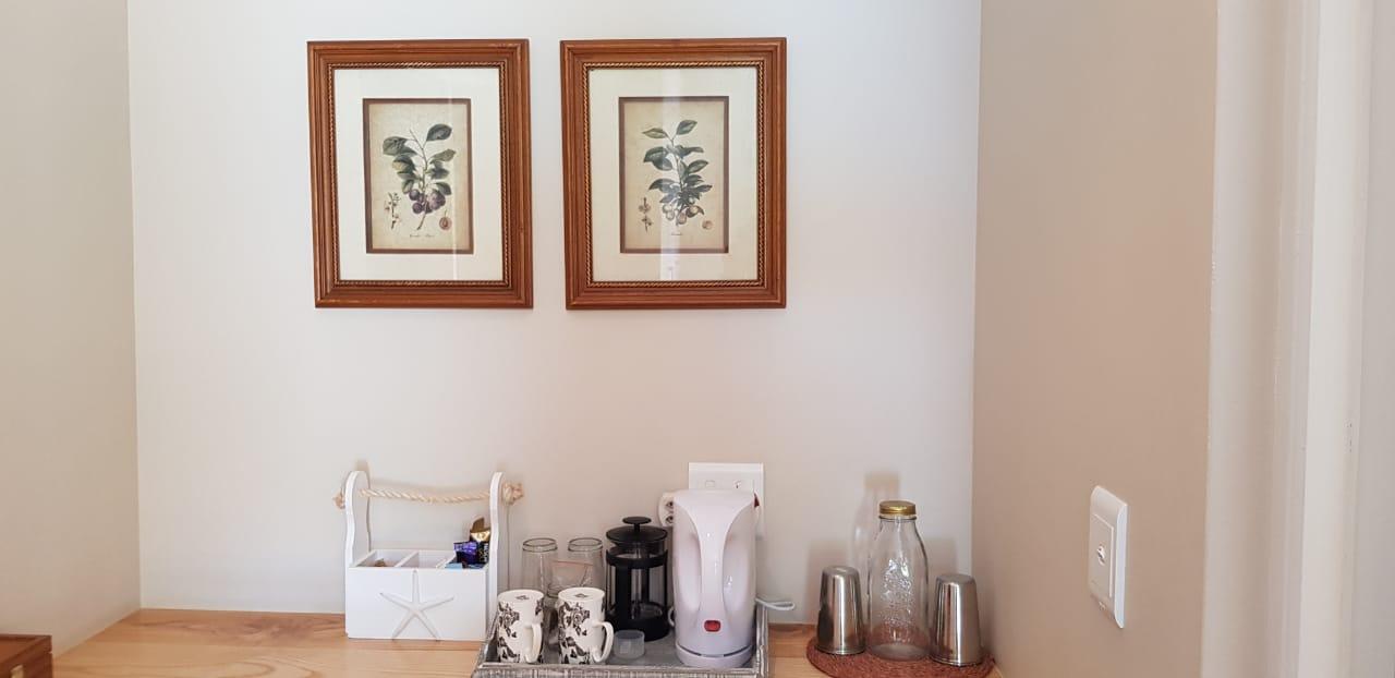 Tim's room - kitchenette
