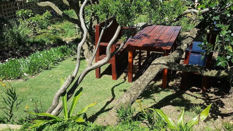 Hillscapes Garden bench