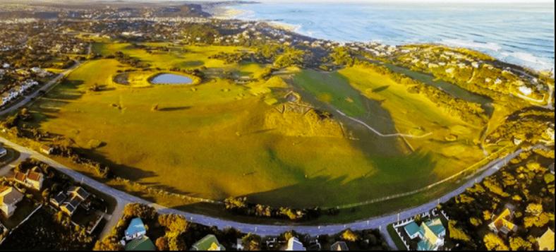 royal port alfred golf club aerial