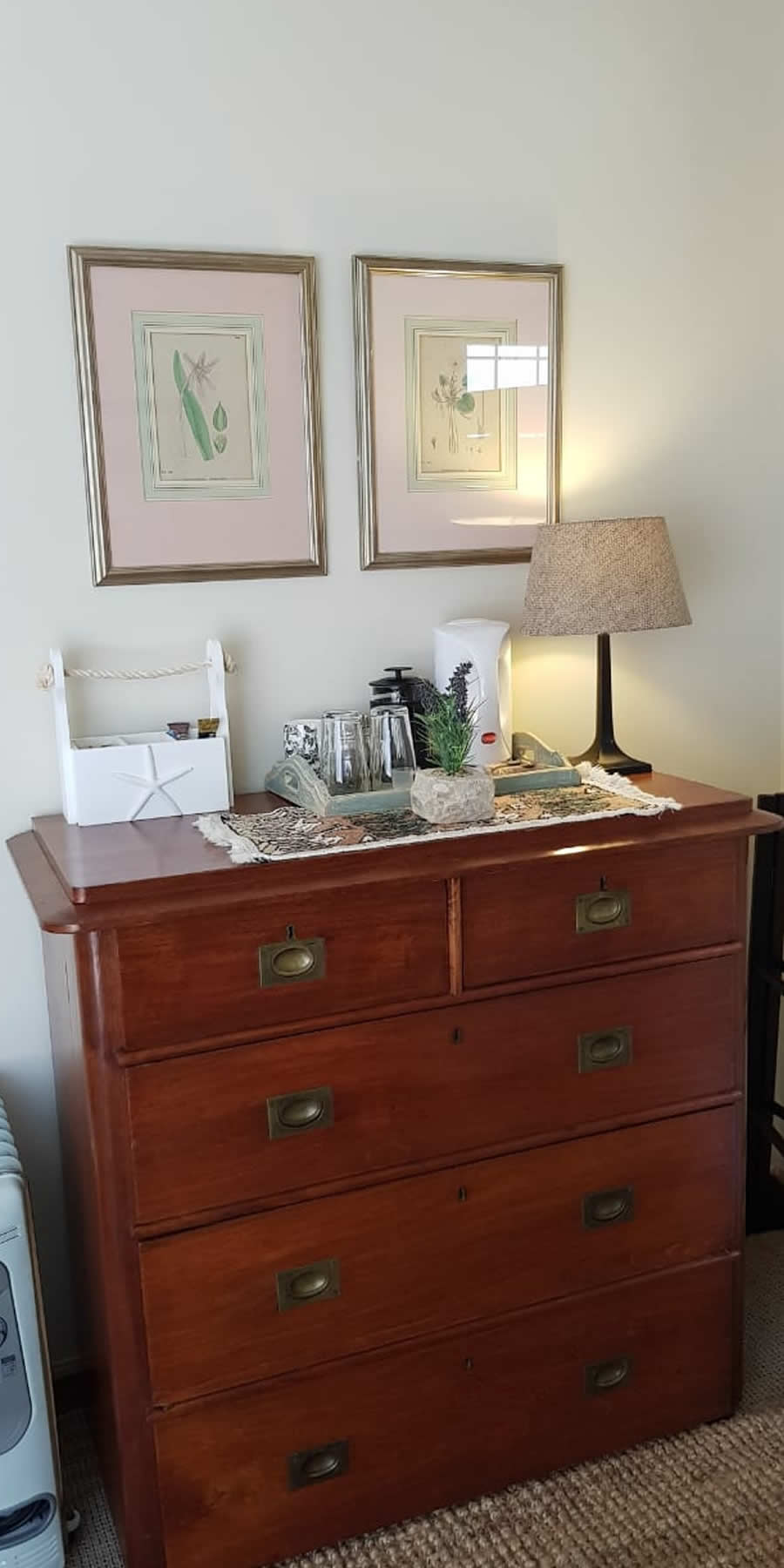 Antique Room drawers